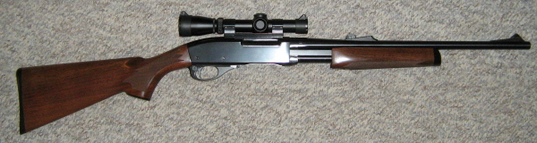 Pic of my factory 35 Whelen/7600 Carbine