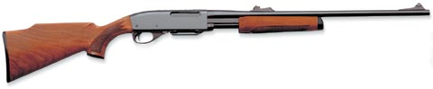 Remington Model 7600 carbine pump in 35 Whelen